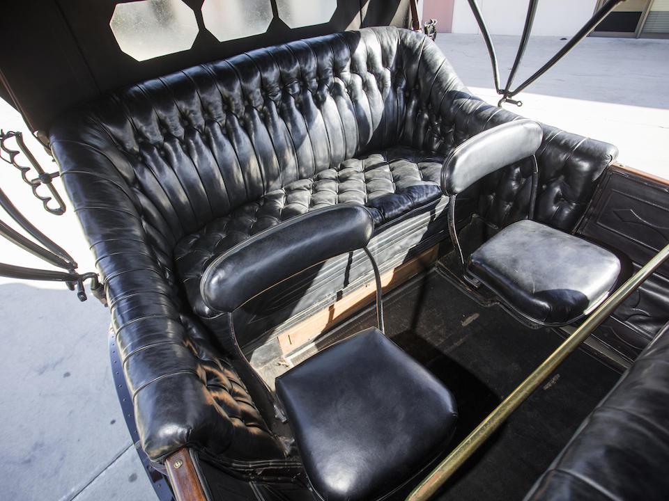 <b>1912 Winton Six 48HP Tourer</b><br />Engine no. 11598