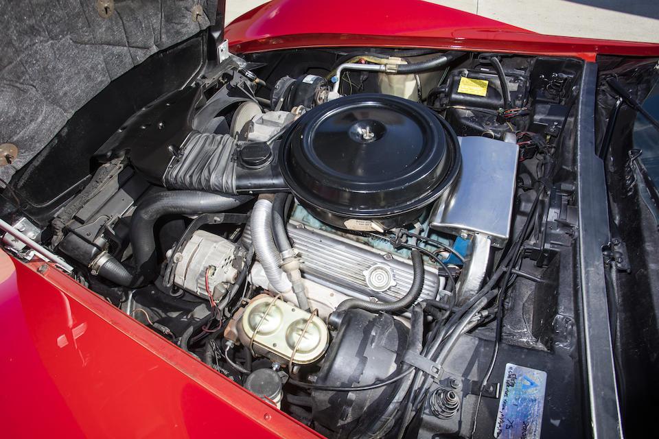<b>1977 Chevrolet Corvette L82 Coupe</b><br />Chassis no. 1Z37X7S440892