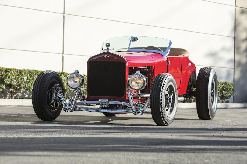 <b>1927 Ford V8-60 Hot Rod</b><br />Chassis no. 13986226