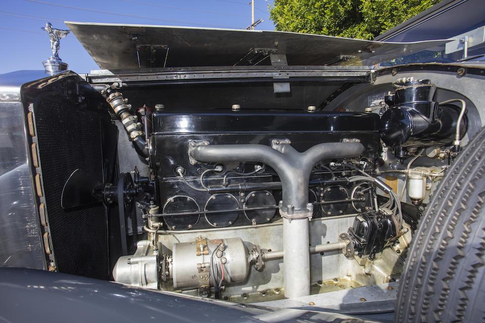 <b>1933 Rolls-Royce Phantom II Sedanca de Ville</b><br />Chassis no. 164 MY<br />Engine no. CJ15