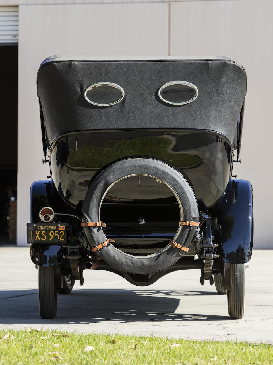 <b>1923 Studebaker Model EL Series 22 Special Six Touring</b><br />Engine no. EL44626