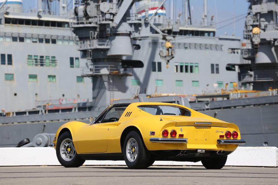 <b>1972 Ferrari Dino 246 GTS</b><br />Chassis no. 04460
