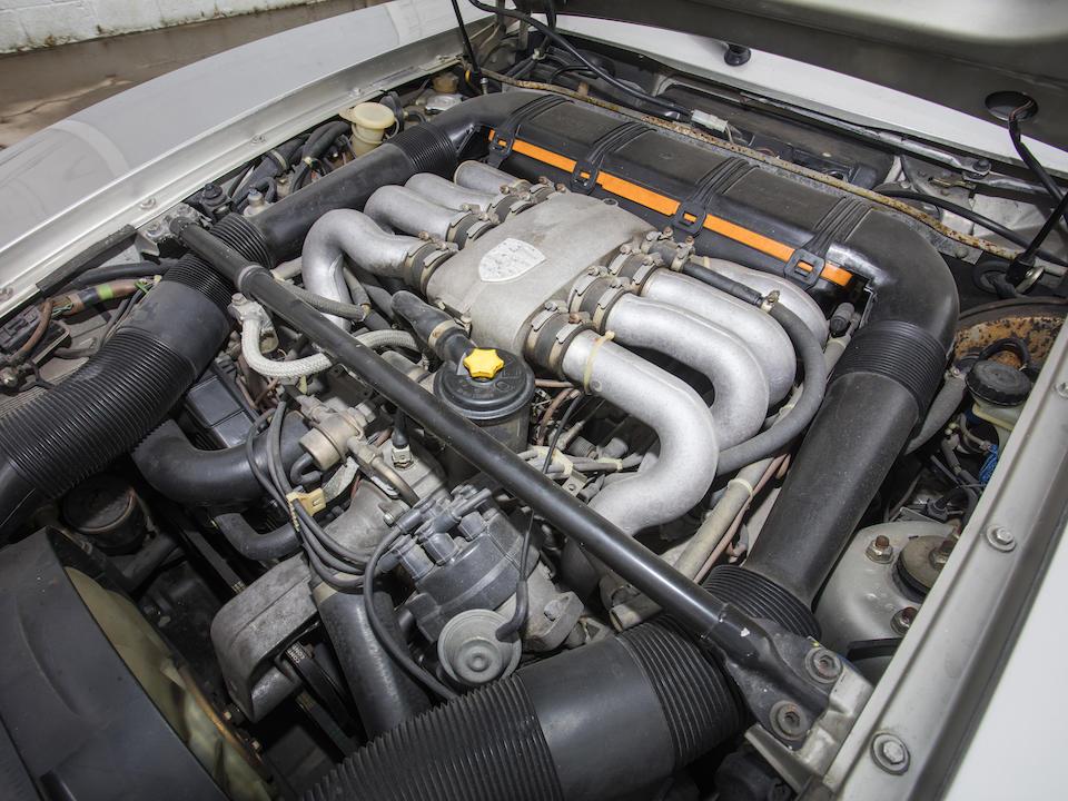 <b>1984 Porsche 928S</b><br />VIN. WP0JB0929ES861952