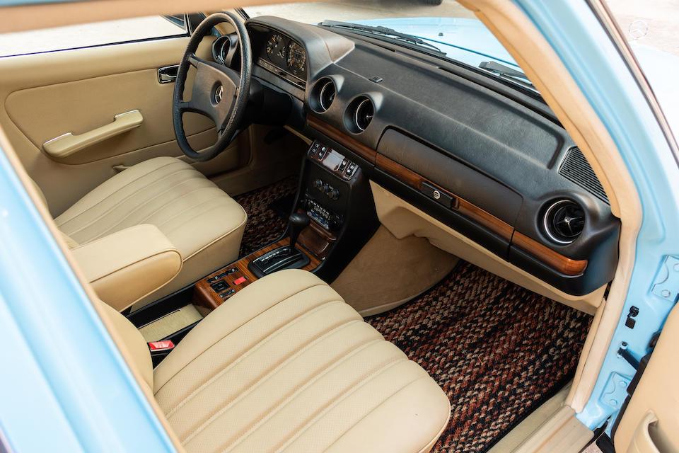 <b>1983 Mercedes-Benz 300TD Station Wagon</b><br />VIN. WDBAB93A7DN014735<br />Engine no. 61795212041886