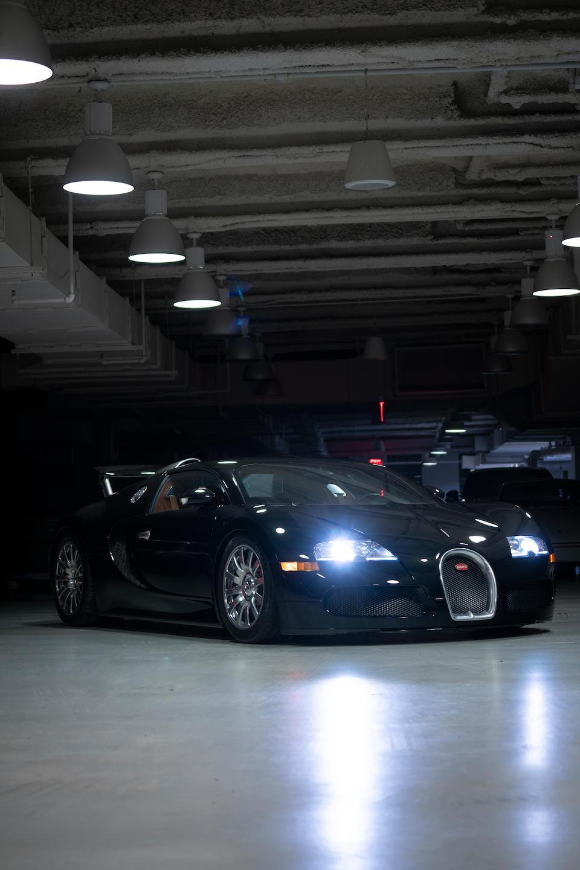 <b>2008 Bugatti Veyron EB 16.4 Coupe</b><br />VIN. VF9SA25CX8M795143