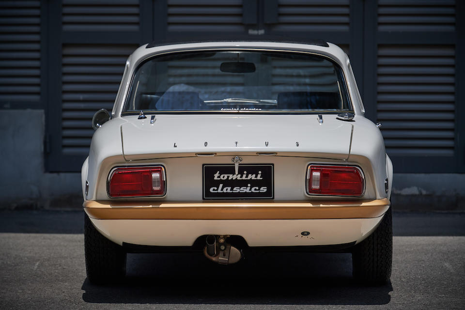 <b>1972 Lotus Elan Sprint</b><br />Chassis no. 0028J