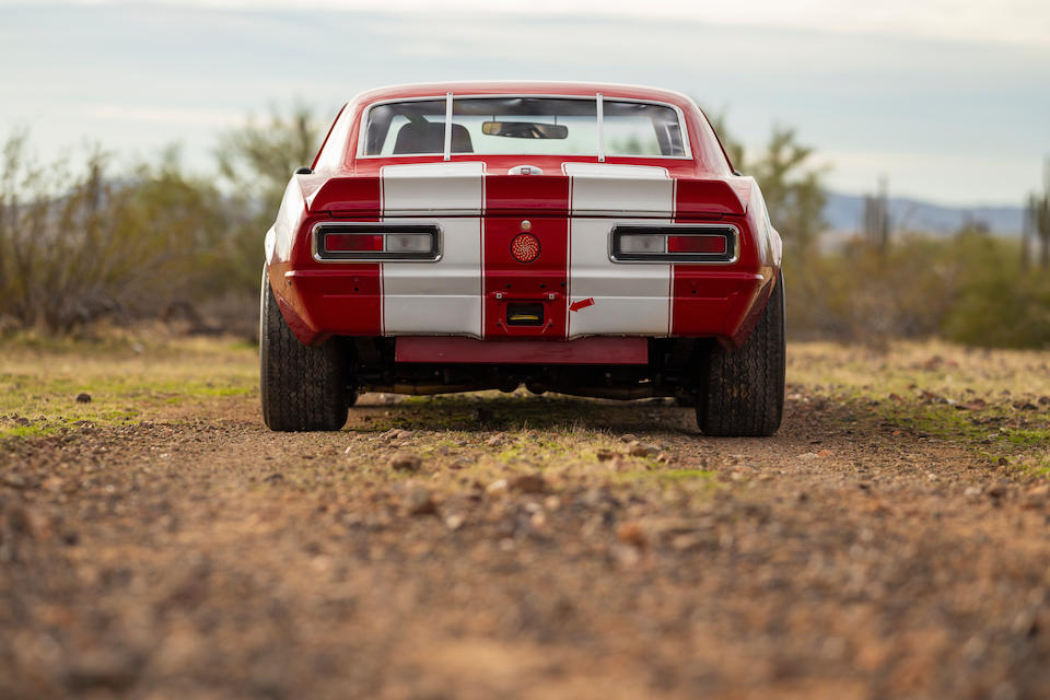 <b>1967 Chevrolet Camaro Z/28 Coupe</b><br />Chassis no. 124377N16322