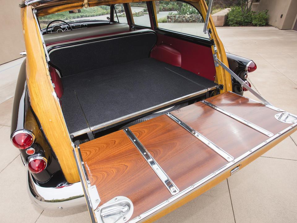 <b>1953 Buick Super Estate Wagon</b><br />Chassis no. 16985358