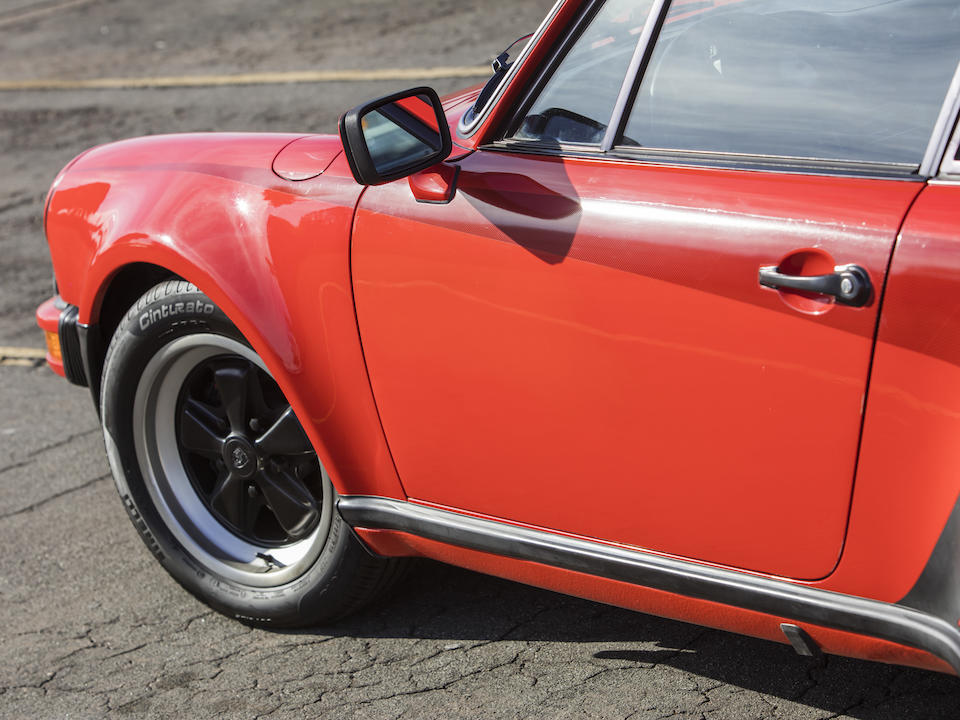 <b>1979 Porsche 930 3.3 Turbo Coupe</b><br />Chassis no. 9309700373 <br />Engine no. 6790392