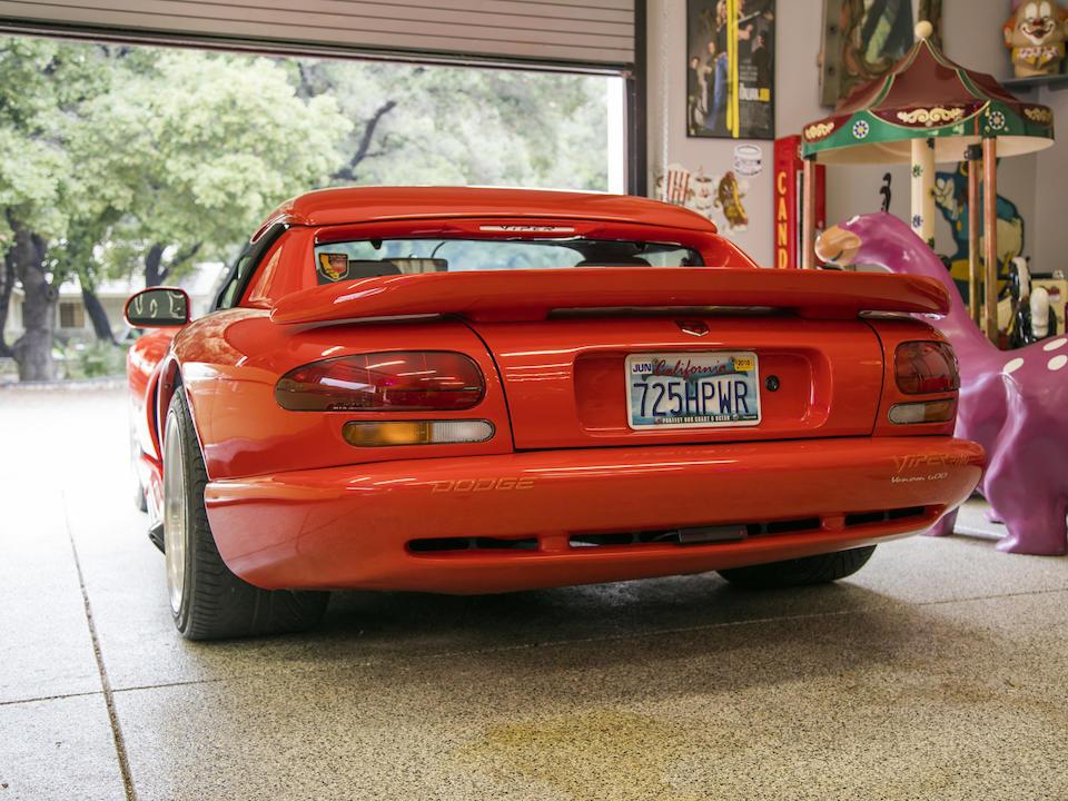 <b>1993 Dodge Viper Hennessey Venom 600</b><br />VIN. 1B3BR65E1PV200566
