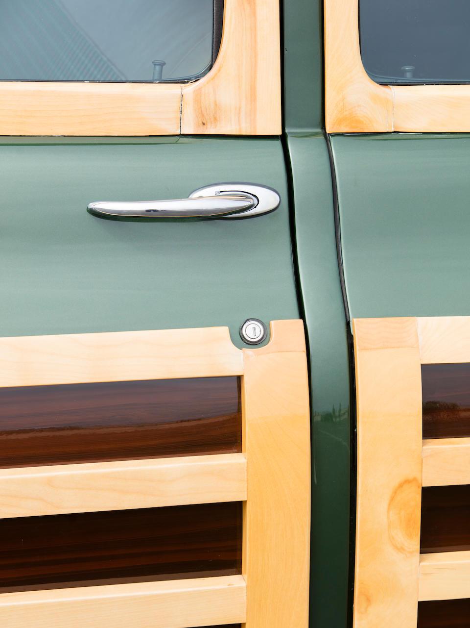 <b>1948 Packard Series 22 Station Sedan</b><br />Chassis no. 22932008