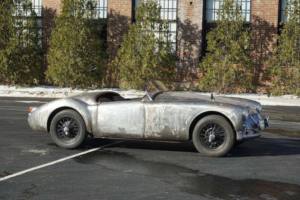 <b>1958 MGA 1500 Roadster</b><br />Chassis no. HDK43/47026 <br />Engine no. 15GB-U-H/6579
