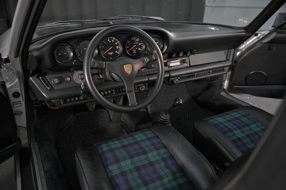 <b>1976 Porsche 930 Turbo Carrera</b><br />Chassis no. 9306800477<br />Engine no. 6860478