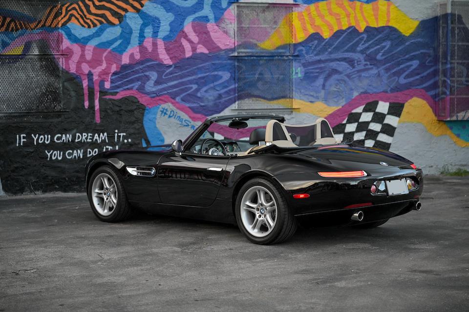 <b>2001 BMW Z8 Roadster</b><br />VIN. WBAEJ13411AH60506