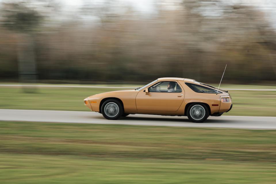 <b>1978 Porsche 928</b><br />Chassis no. 9288200477<br />Engine no. 8280502