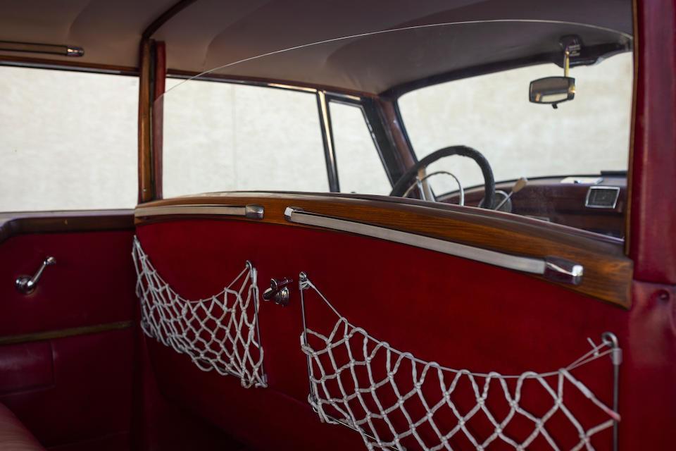 <b>1959 Mercedes-Benz 300D 'Adenauer'</b><br />Chassis no. 189010-12-9500164