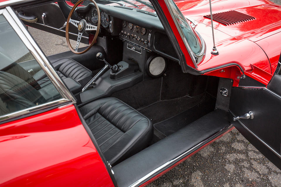 <b>1965 Jaguar E-Type Series 1 4.2-Liter Coupe</b><br />Chassis no. 1E-31580<br />Engine no. 7E51048-9 (see text)