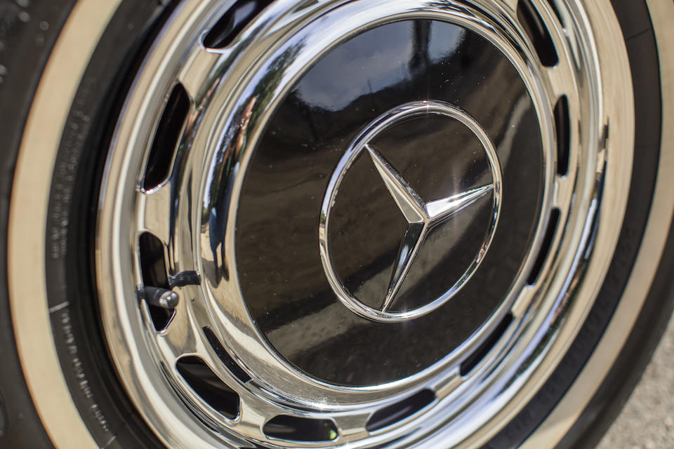 <b>1969 Mercedes-Benz 280SE Coupe</b><br />Chassis no. 111.024-12-002053<br />Engine no. 130.980-12-015169