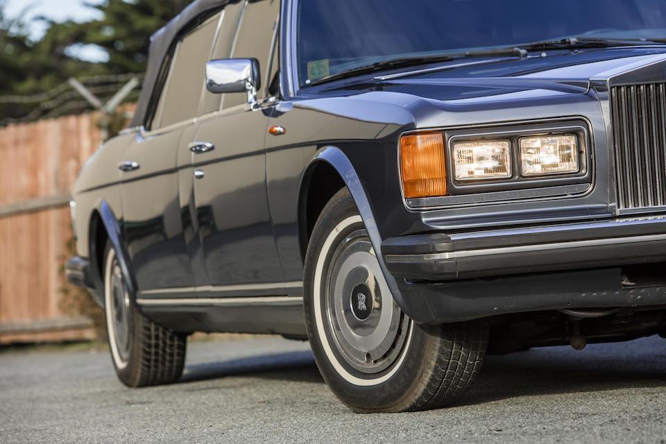 <b>1987 Rolls-Royce Silver Spur Landaulette</b><br />VIN. SCAZN42A9HCX16936
