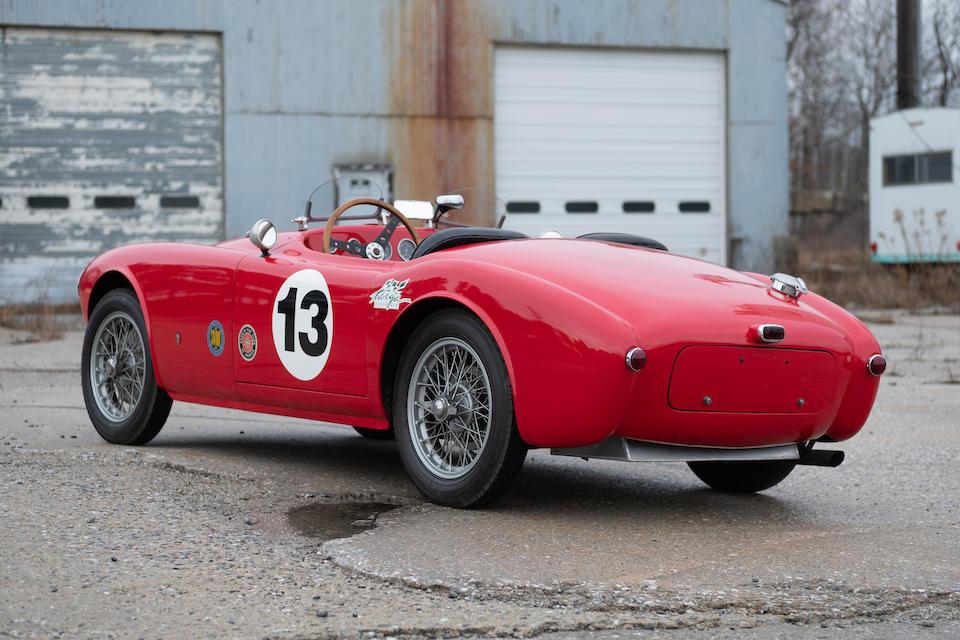 <b>1952 Siata 300BC Barchetta Sports Spider</b><br />Chassis no. ST 427BC