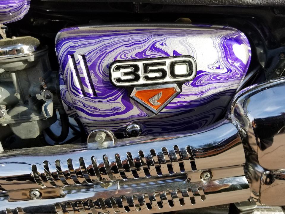 1973 Honda CL350 'Flying Dragon' Frame no. CL350-5015786 Engine no. CL350E-5035514