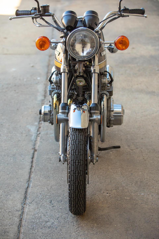1975 Kawasaki Z1B Frame no. Z1F-69060 Engine no. Z1E 052403