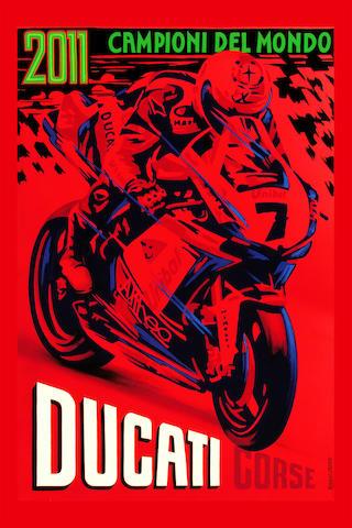 Robert Ducati 'Checa Ducati'