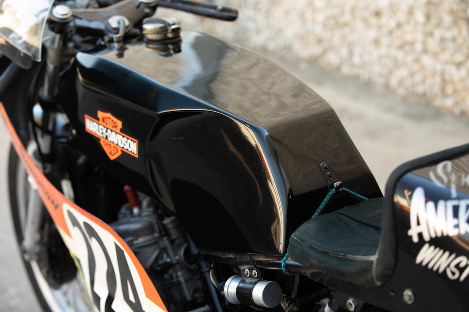 1974 Aermachhi Harley-Davidson RR250 Road Racing Motorcycle  Engine no. 1F10016H4