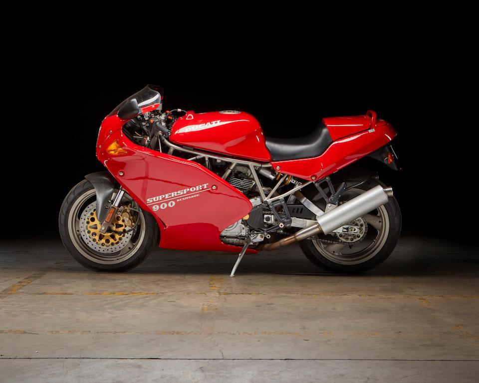 1995 Ducati 900 SS/SP Frame no. ZDM1LC4N0SB016312