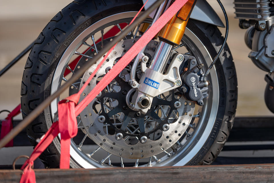 2006 Ducati Paul Smart 1000 LE Frame no. ZDM1WABP16B001646