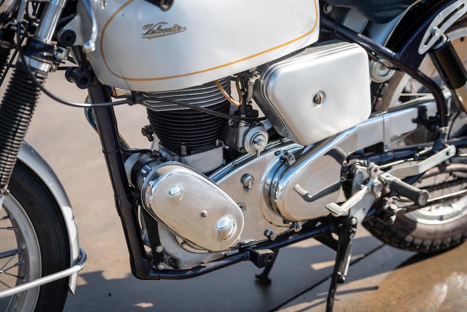 1967 Velocette 499cc Thruxton Frame no. RS19427 Engine no. VMT 621