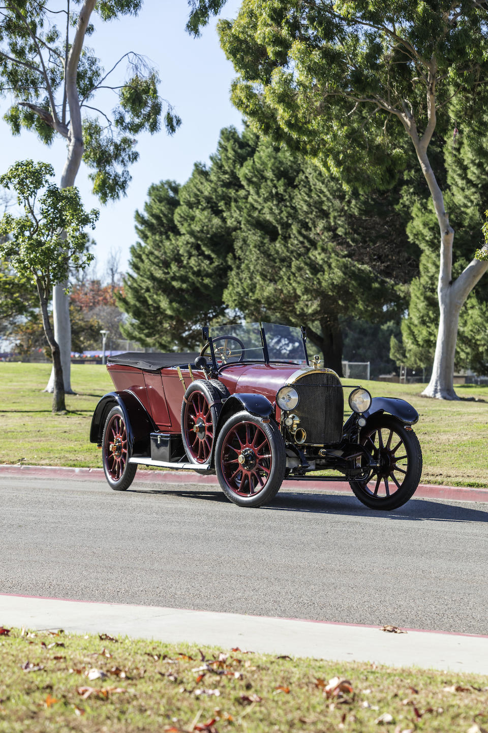 <b>1918 Opel 14/38 PS Double-Phaeton</b><br />Chassis no. 13231<br />Engine no. 43695<br />Body no. 19784