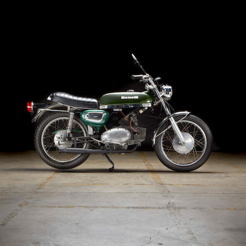 1968 Benelli 250 Frame no. S*481094* Engine no. S*5924*