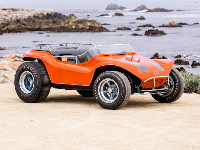 Ex-The Thomas Crown Affair,c.1967/68 Con-Ferr Meyers Manx Dune Buggy  Chassis no. 117358054 Engine no. T0629RB