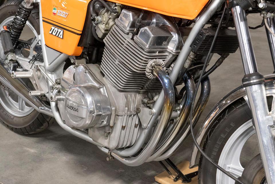 1980 Laverda 981cc Jota Frame no. K453523075208 Engine no. 1000 6597