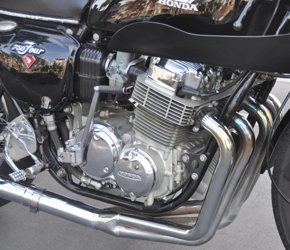 1973 Honda CB750 Café Racer  Frame no. CB7502054217