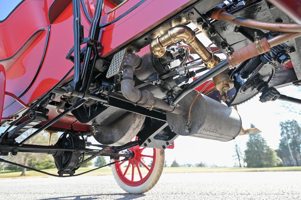 <b>c.1903 Thomas Model 18 Single Cylinder 8HP Rear Entrance Tonneau</b><br />Engine no. (see text)