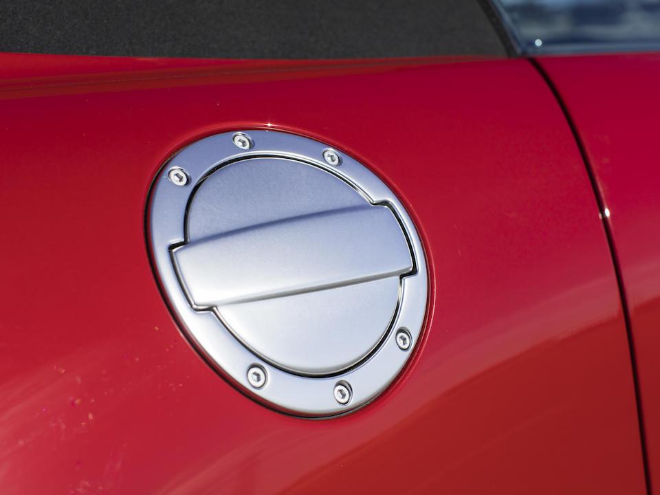 <b>2012 Mercedes-Benz SLS Roadster</b><br />VIN. WDDAJ76F96M001144