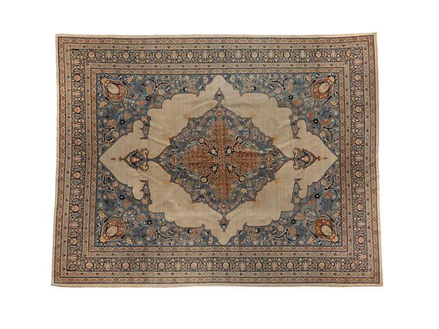 A Haji Jalili Tabriz Carpet