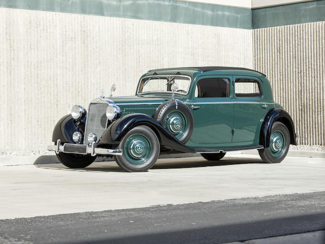 <b>1938 Mercedes-Benz 230 Sedan</b><br />Chassis no. 409550