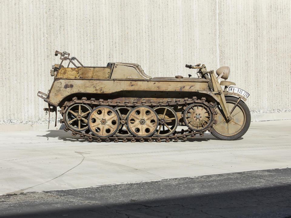 <b>1945 NSU Sd. Kfz. 2 Kettenkrad</b>
