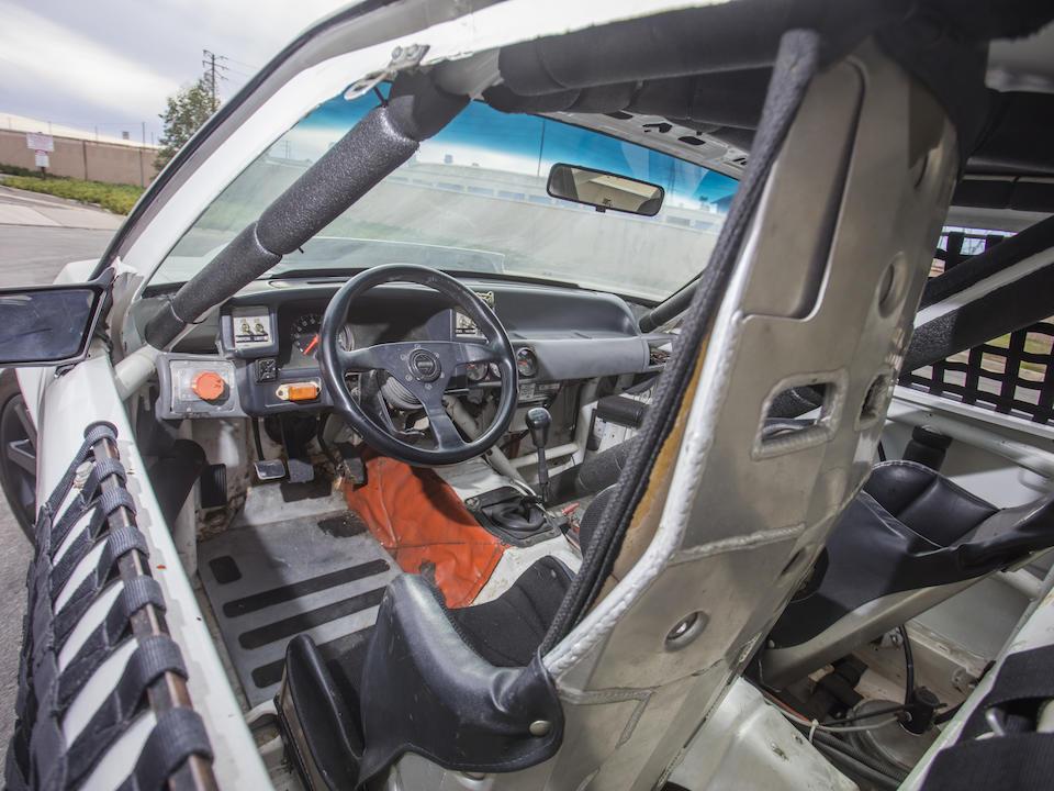 """<b>1987 Ford Mustang """"Racer""""</b><br />VIN. 1EABP42E3HF136822"""