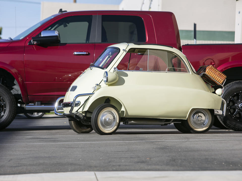 <b>1957 BMW Isetta 300</b><br />Chassis no. 506947