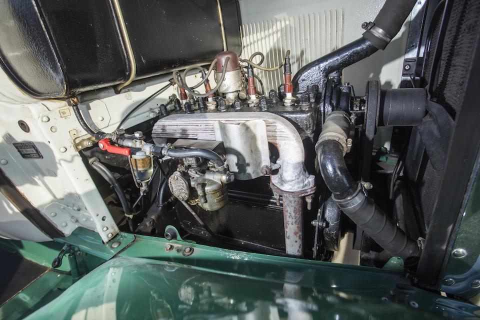 <b>1927 Citro&#235;n Model C4 Berline 4-Door Sedan</b><br />Chassis no. 904248