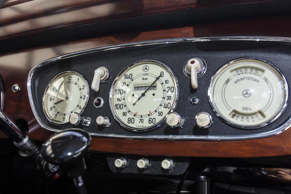 <b>1936 Mercedes-Benz 230 N Cabriolet B</b><br />Chassis no. 139756<br />Engine no. 171115