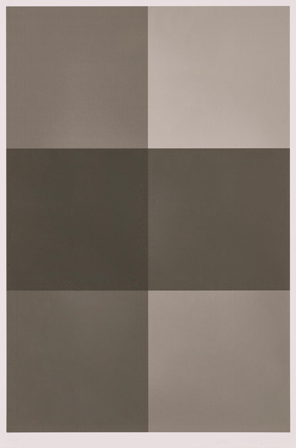 Christopher Wool (born 1955); Untitled (5 works);