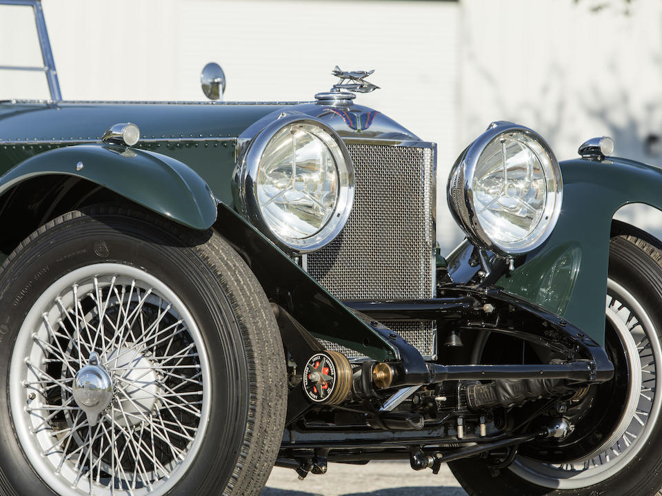 <b>1931 Invicta 4&#189;-Litre S-Type 'Low Chassis' Sports Tourer</b><br />Chassis no. S102<br />Engine no. 12371 &#8211; see text