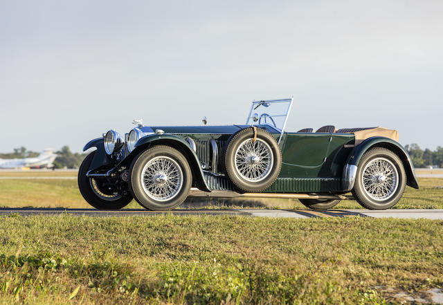 <b>1931 Invicta 4½-Litre S-Type 'Low Chassis' Sports Tourer</b><br />Chassis no. S102<br />Engine no. 12371 – see text