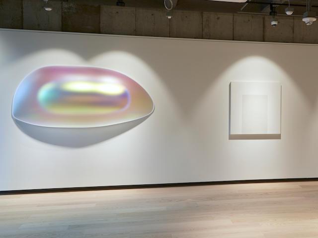 Gisela Colon (American, born 1966) Meta Trapezoid (Iridescent Gold), 2019
