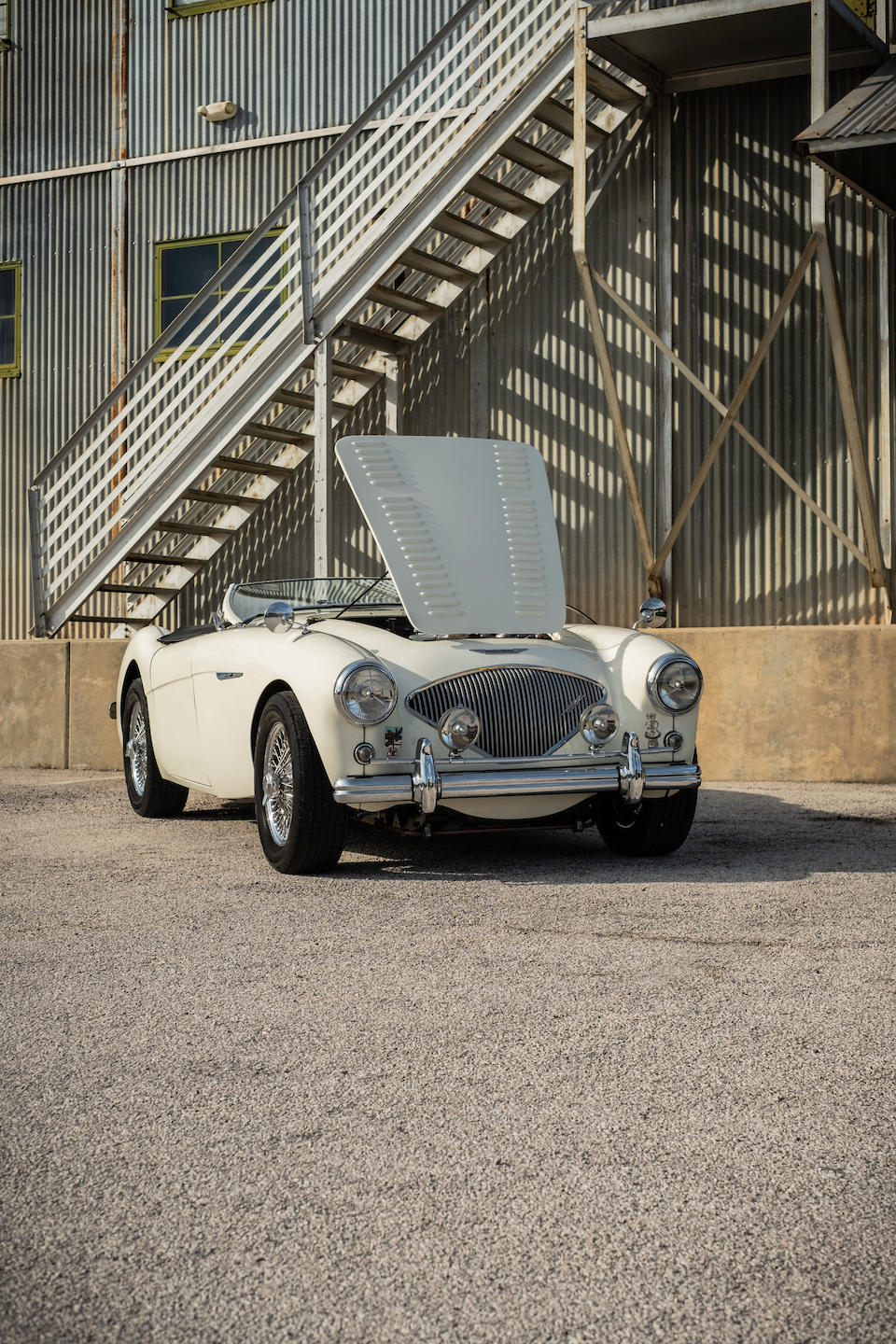 <b>1954 Austin-Healey 100-4 BN1 Roadster</b><br />Chassis no. 161015<br />Engine no. 1B215081
